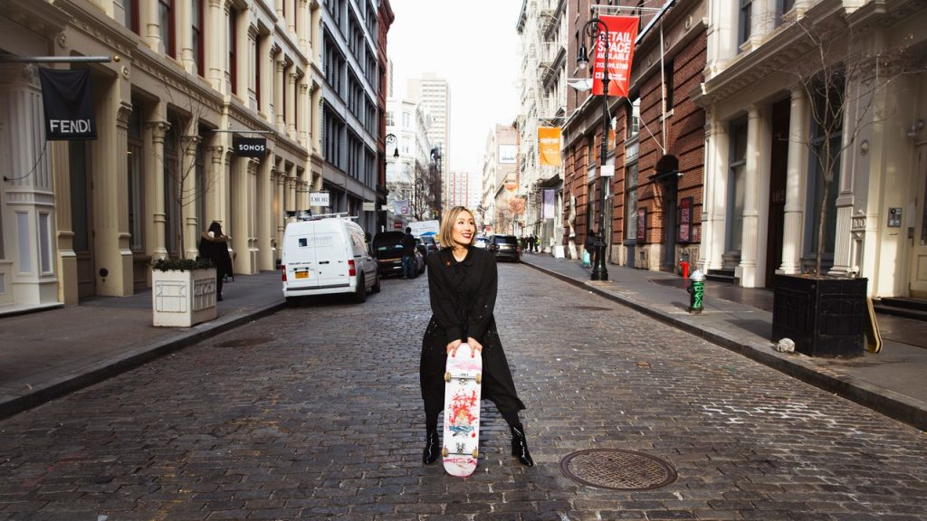 Meet the Unlikely Artist Behind Some of the Coolest Skate Decks on the Planet