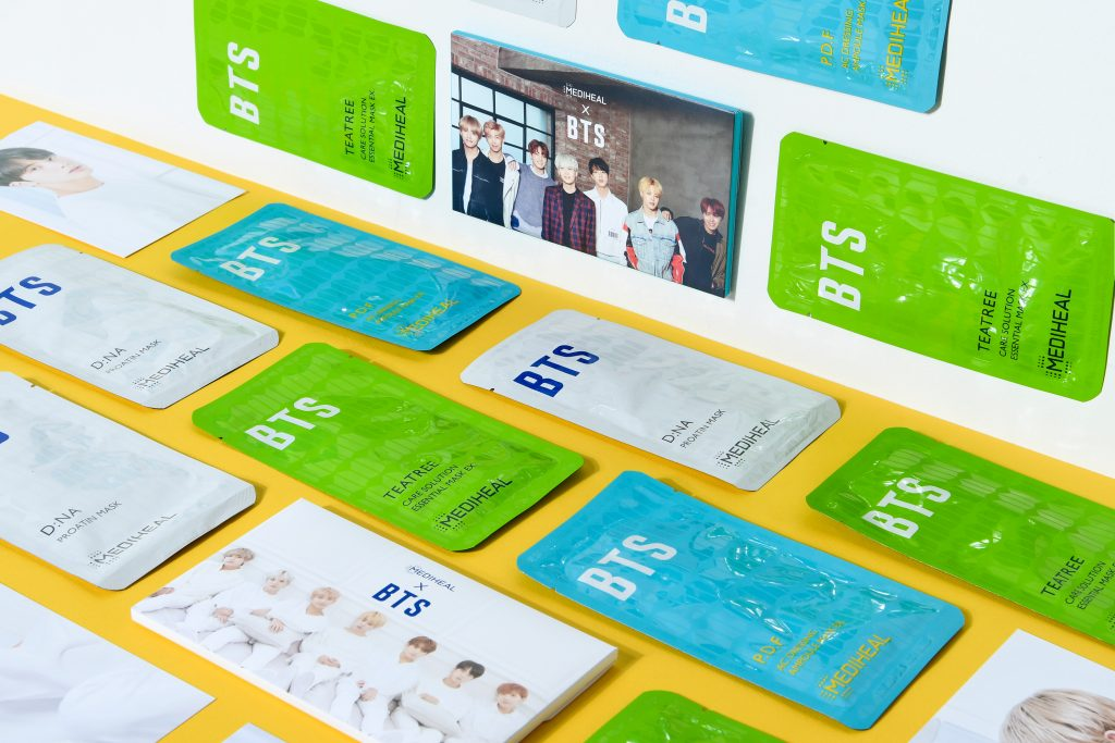 Small Talk: Mediheal's BTS Moisturizing Care Special Set & Soothing Care Special Set – THE YESSTYLIST - Asian Fashion Blog