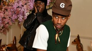 Tyler the Creator and Dev Hynes and Their Deerest Friend Get a Whole Bunch of Fits Off