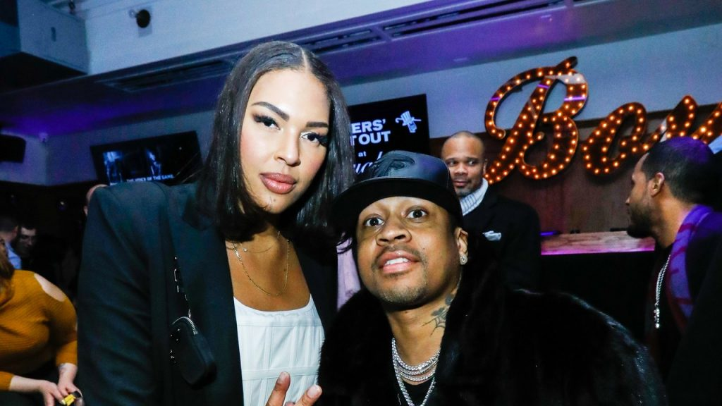 Allen Iverson Would Like to Wish You a Happy All-Star Weekend