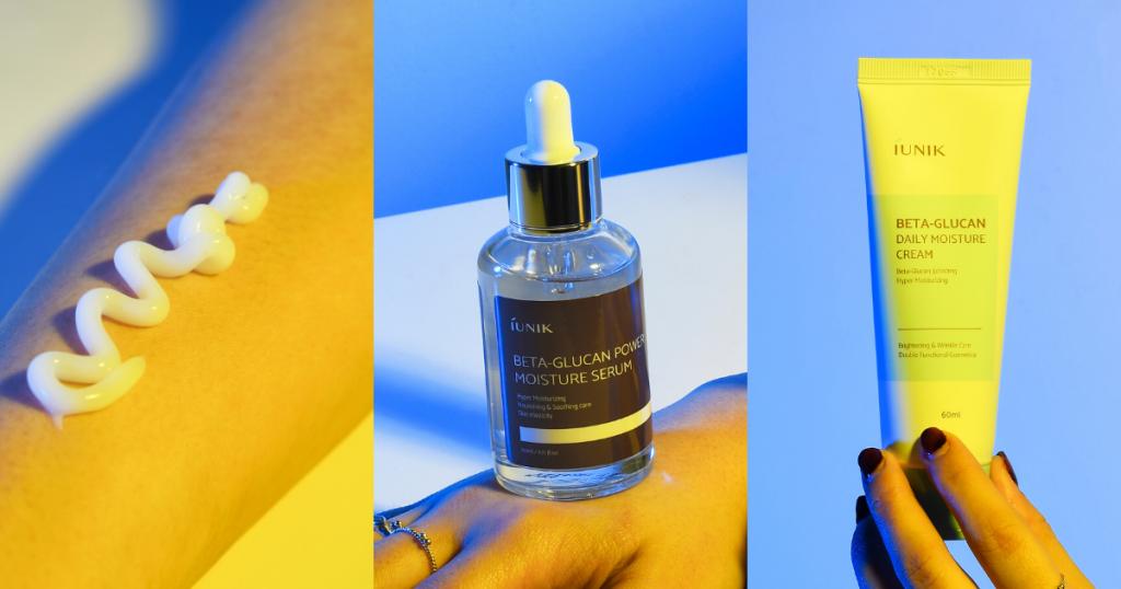 Reviewing iUNIK's Beta-Glucan Power Moisture Serum & Daily Moisture Cream – THE YESSTYLIST - Asian Fashion Blog
