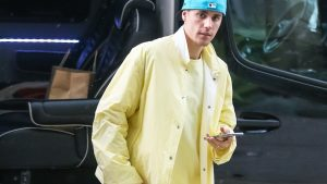 Let This Buttery Yellow Justin Bieber Fit Soothe You