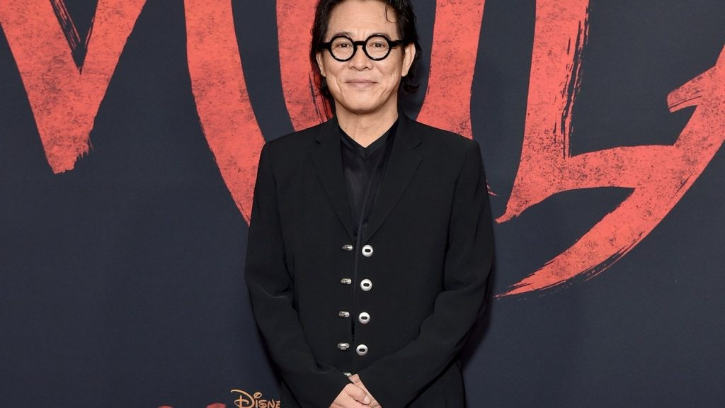 Jet Li Plays an Emperor in 'Mulan'—and Dresses Like a King in Real Life
