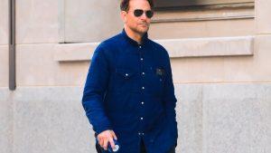 Bradley Cooper Looks Really Nice