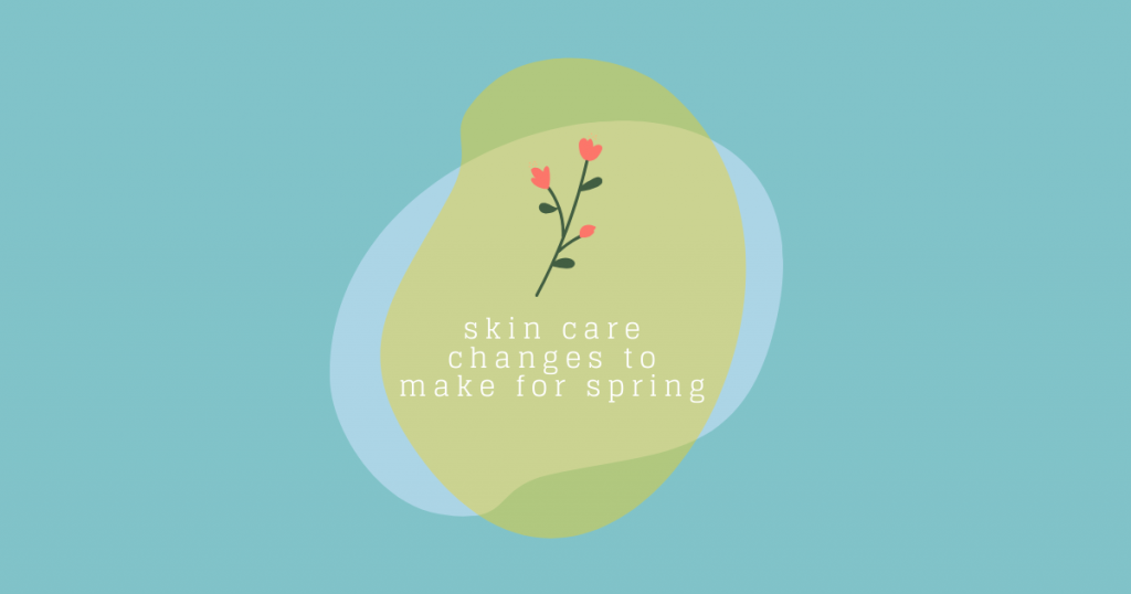 5 Easy Skin Care Changes to Make for Spring – THE YESSTYLIST – Asian Fashion Blog