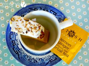 Mother's Day Tea Party With Yummy Biscotti