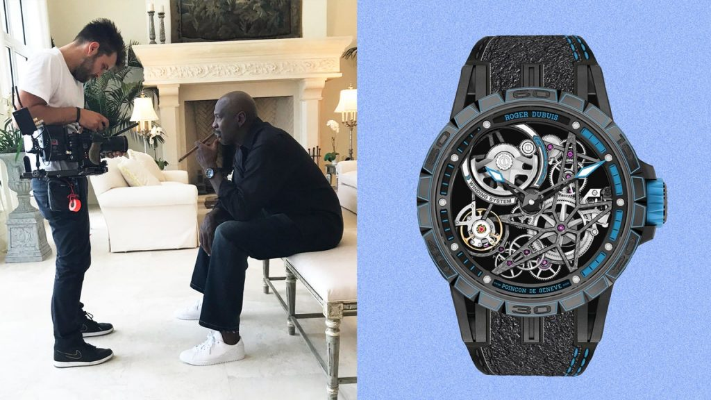 Michael Jordan Reminds Us He's Also One of the World's Most Interesting Watch Collectors