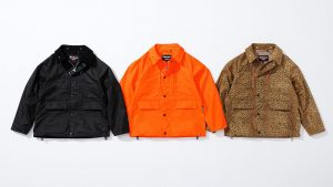 Supreme's New Barbour Collab Is as Old-School as Supreme Gets