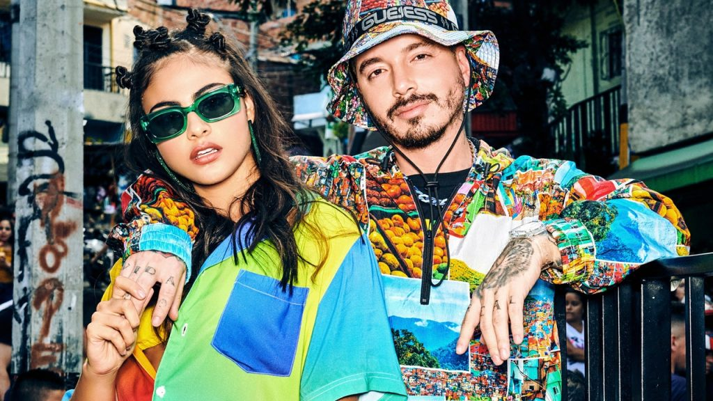For J Balvin, Designing Clothes Is a Lot Like Writing a Killer Guest Verse