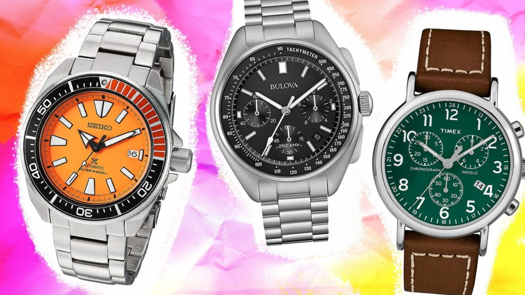 Amazon Big Style Sale 2020: 13 Best Watches Under $150 (Seiko, Timex, Citizen, Bulova, and More)