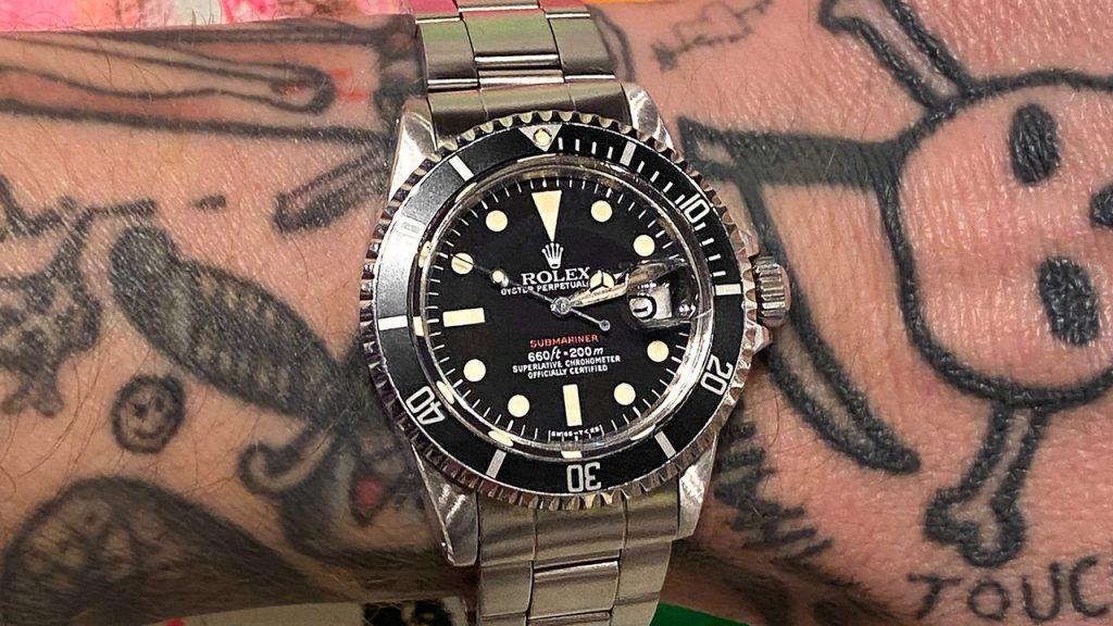 Robert Redford's Favorite Watch Is No Ordinary Rolex