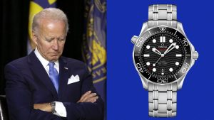 Joe Biden's Watch Sets Him Up as the Perfect Foil to Trump