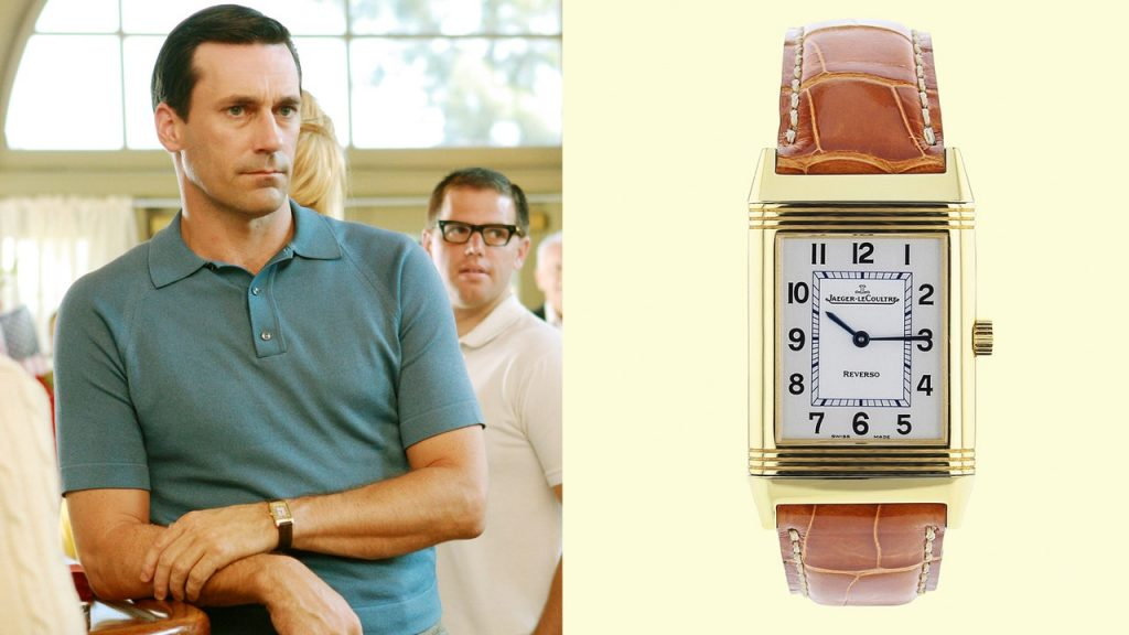 This Is the Watch Don Draper Bought When He Got a Raise