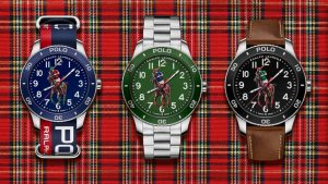 Ralph Lauren's Iconic Pony Logo Lands on Watches for the First Time