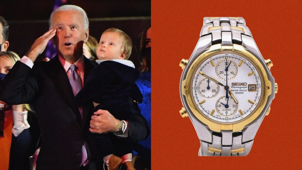This Is Joe Biden's Victory Watch