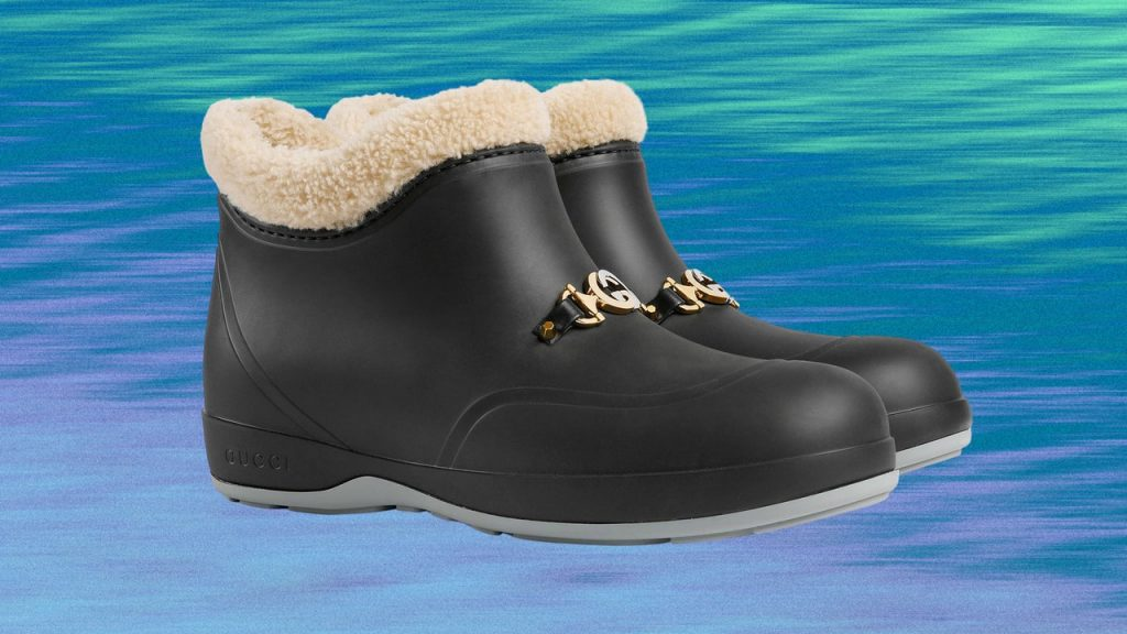 Gucci's Legendary Loafer Gets Winterized