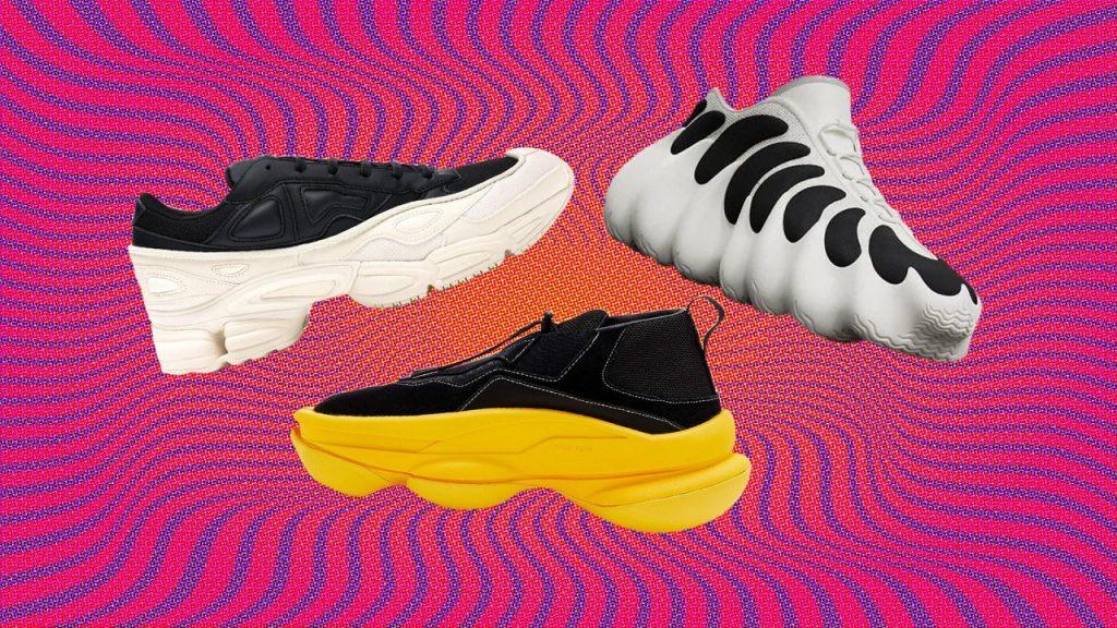 Pyer Moss Sculpt: The Blob Sneaker Is Here