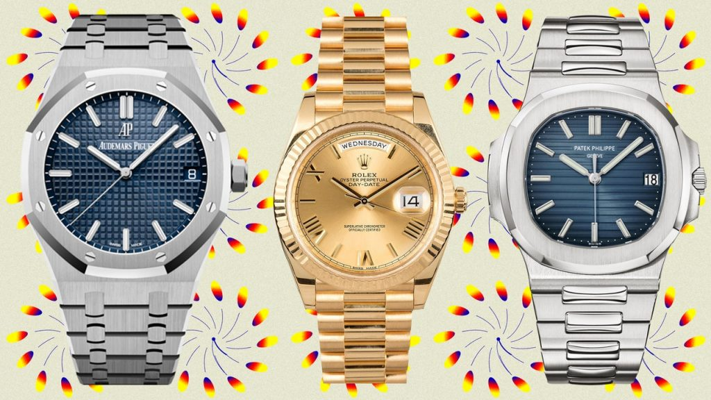 The Most Popular Watches of the Year 2020 Are…