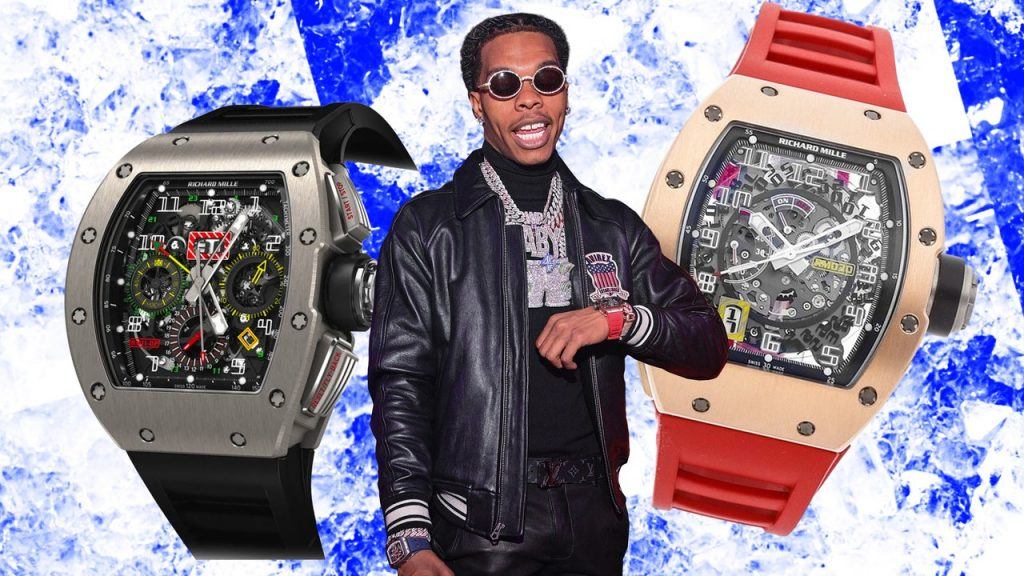 James Harden Gave Lil Baby a $150K Watch