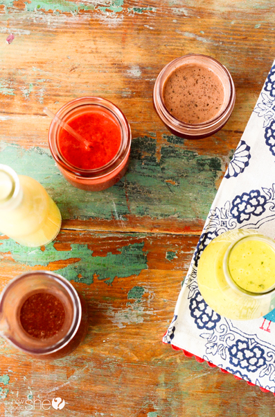 Three Salad Dressing Bases for Fifteen Delicious Salads