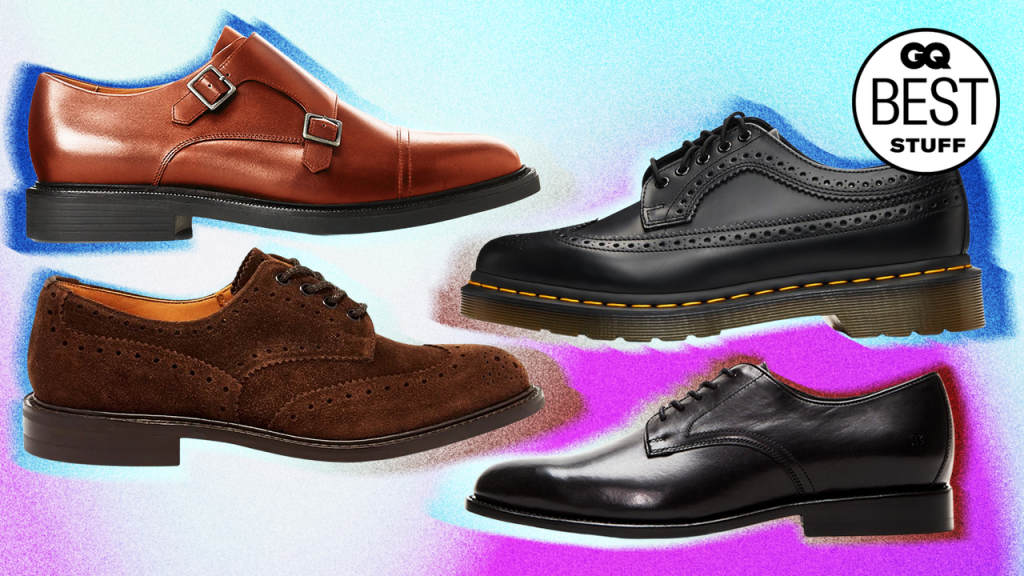 33 Best Dress Shoes for Men in 2021: Plain-Toe, Cap-Toe, Brogues, Monk Strap, and More