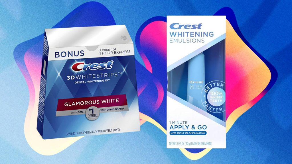 Whitestrips Sale: Today Is the Day to Score a Huge Deal on Crest's Miracle-Working Whitening Products